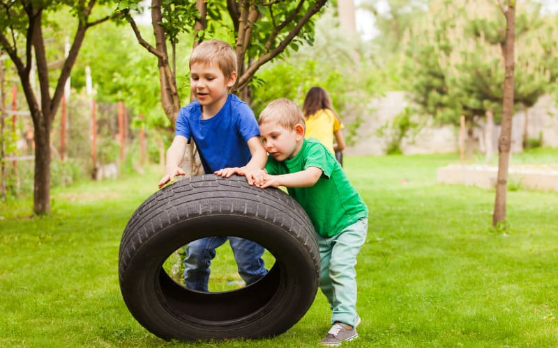 An Overview Of Physical Development in Six and Seven Year Olds