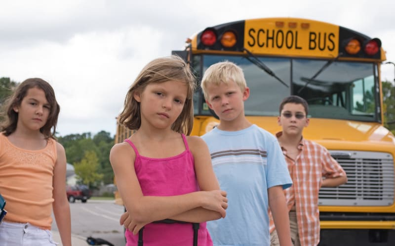How To Help Your Child Look Forward To Going Back To School