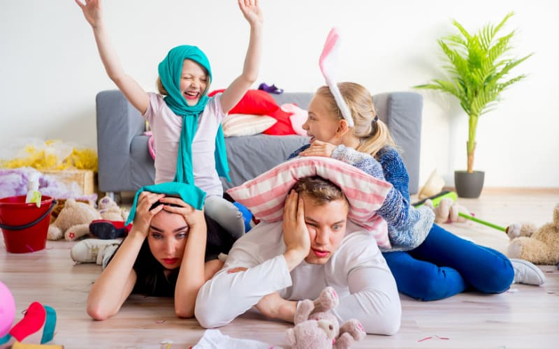 5 Ways to Make the Hard Parenting Days Easier